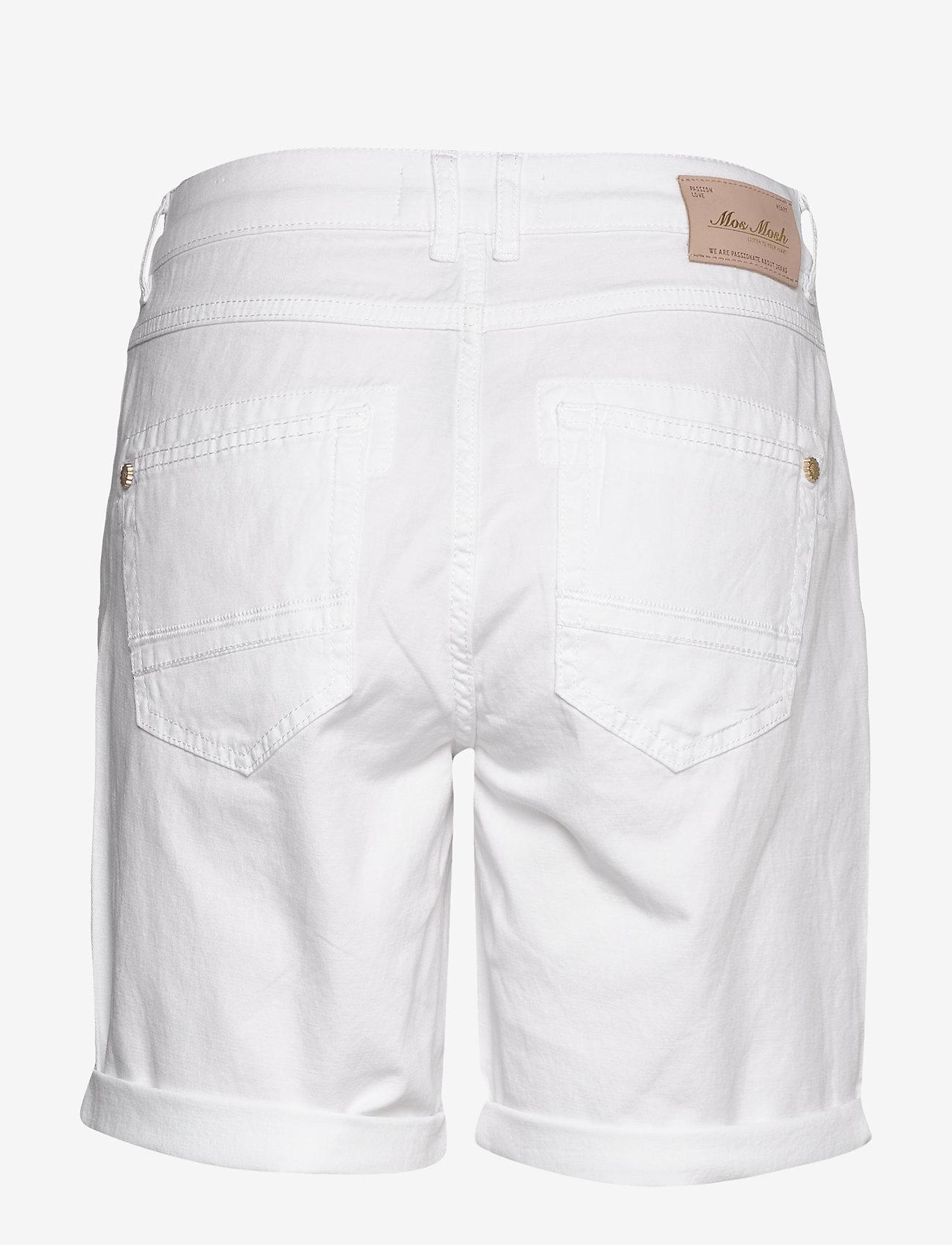 Naomi Decor G.d Shorts (White) (999 kr) - MOS MOSH