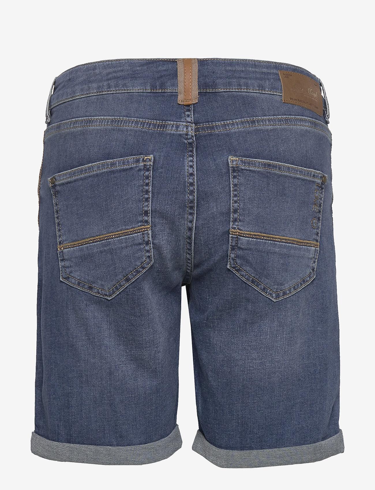 Ava Faith Shorts (Blue) (1099 kr) - MOS MOSH