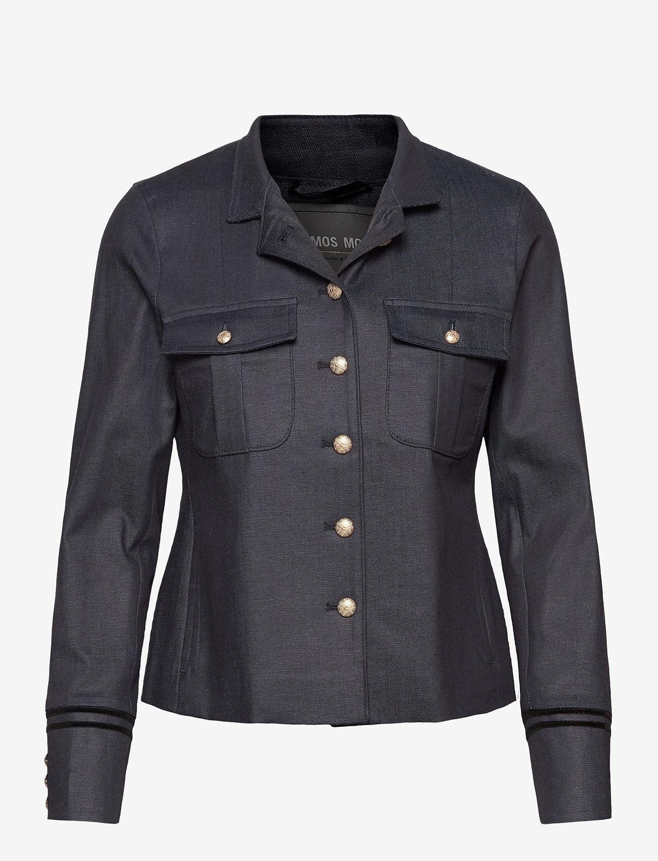 MOS MOSH - Selby Gallery Jacket - getailleerde blazers - blue - 0
