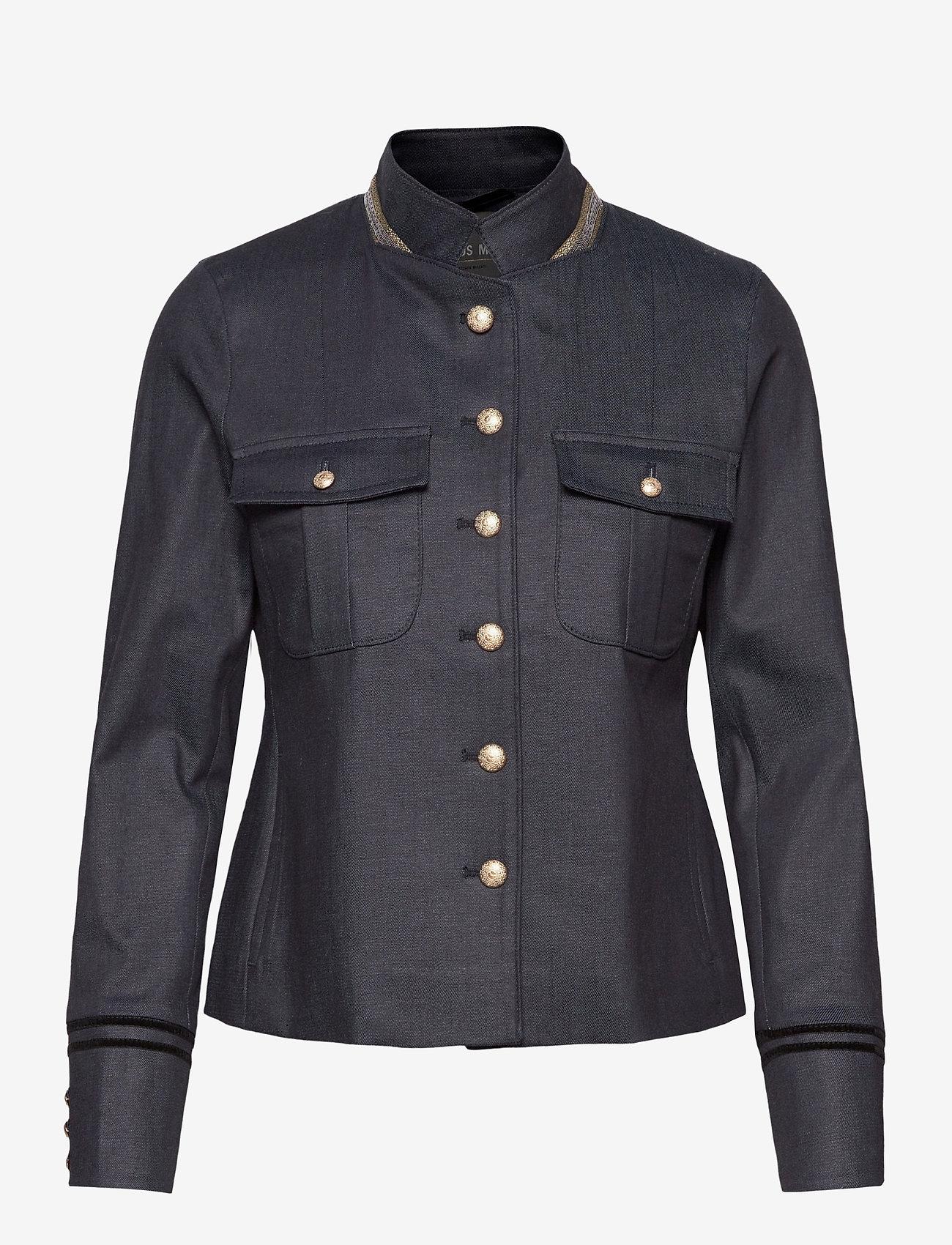 MOS MOSH - Selby Gallery Jacket - getailleerde blazers - blue - 1