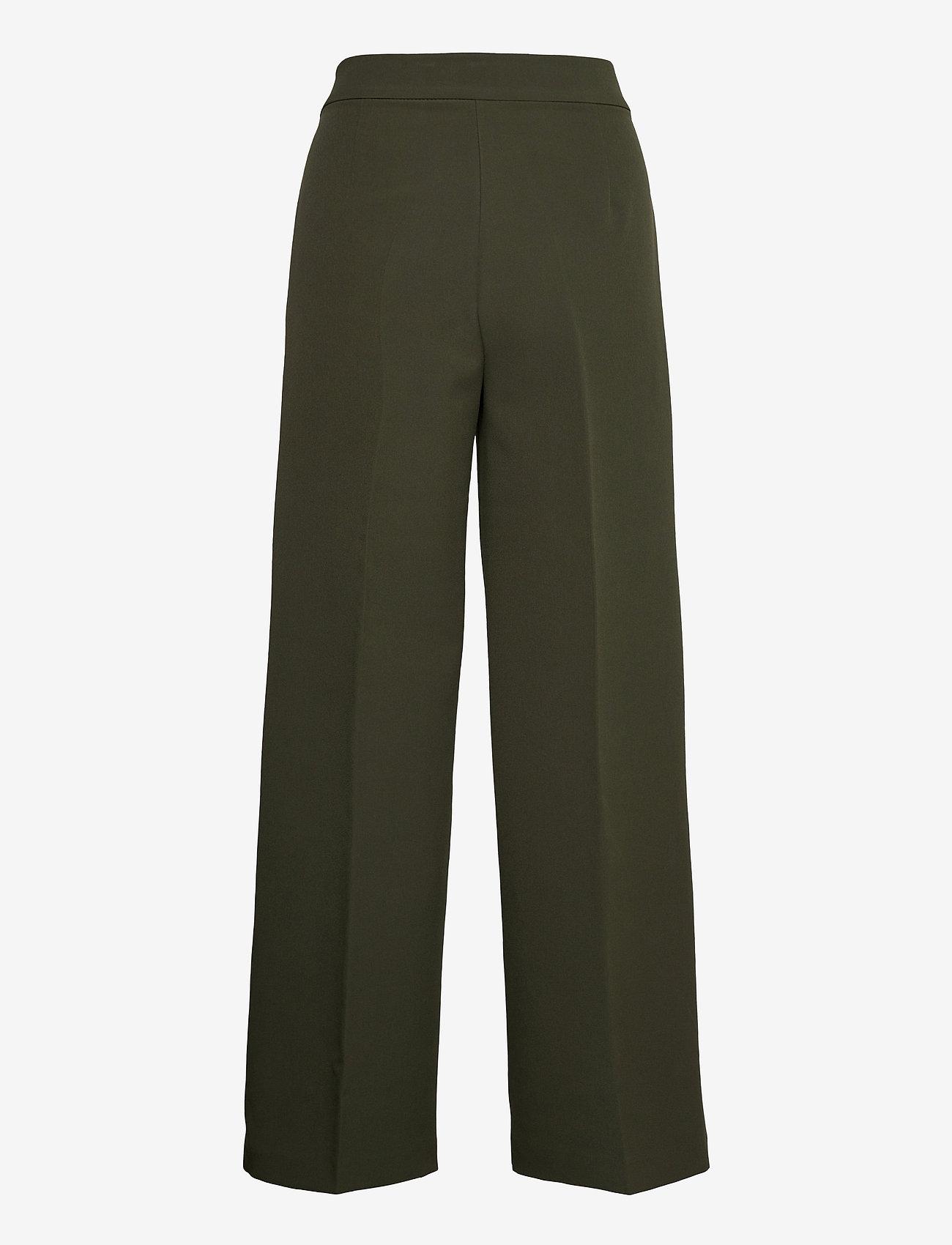 MOS MOSH - Rita Gaia Pant - bukser med brede ben - duffel bag - 1