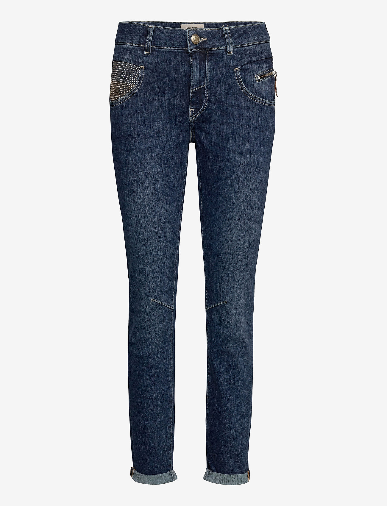 MOS MOSH - Nelly ReLoved Jeans - slim jeans - blue - 0