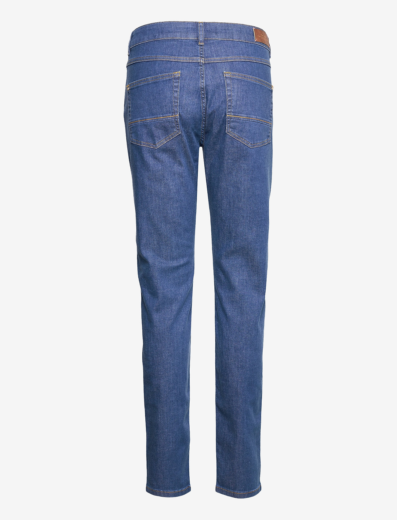 MOS MOSH - Naomi Cover Jeans - slim jeans - blue - 1