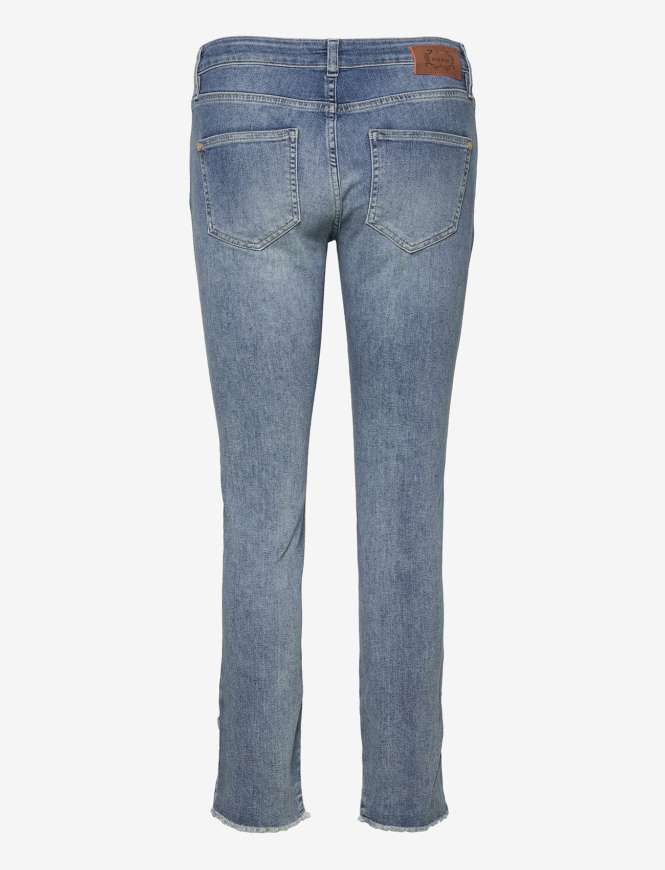 MOS MOSH - Sumner Epic Jeans - slim jeans - light blue - 1