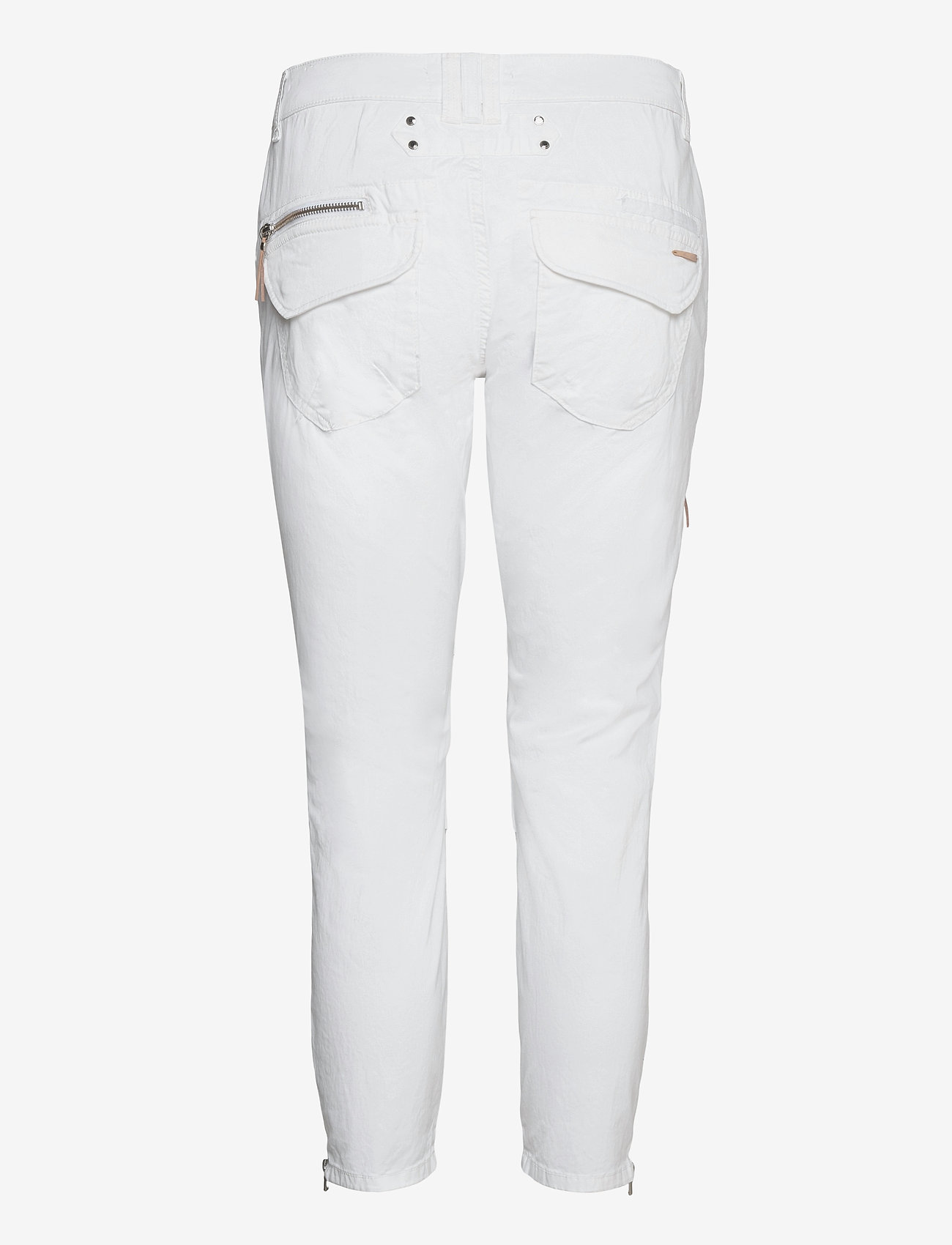 MOS MOSH - Valerine 7/8 Pant - chinos - white - 1