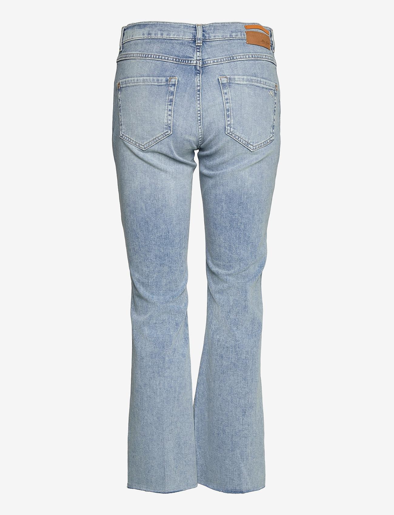 MOS MOSH - Simone Swift Jeans - schlaghosen - light blue - 1