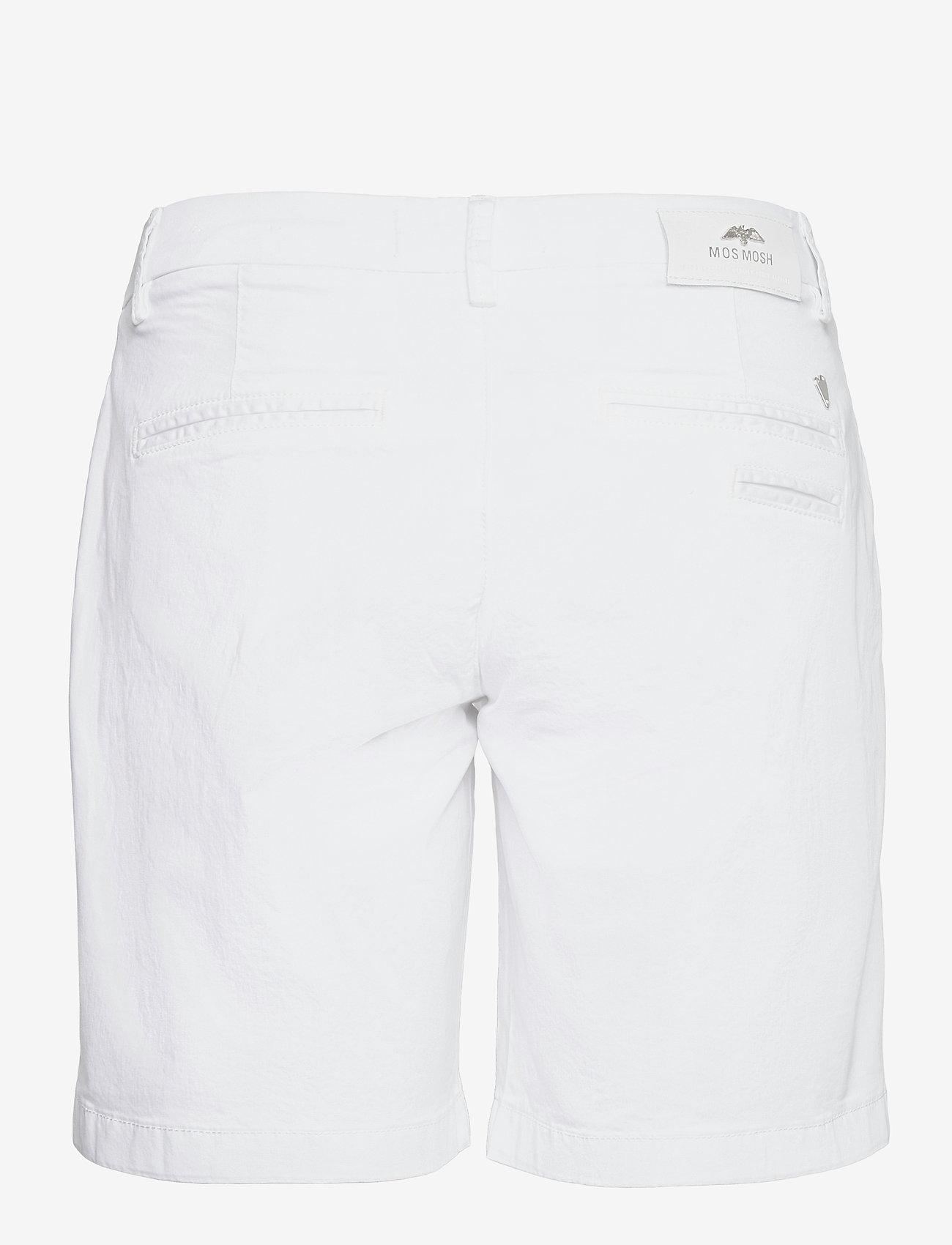MOS MOSH - Marissa Shorts - chino shorts - white - 1