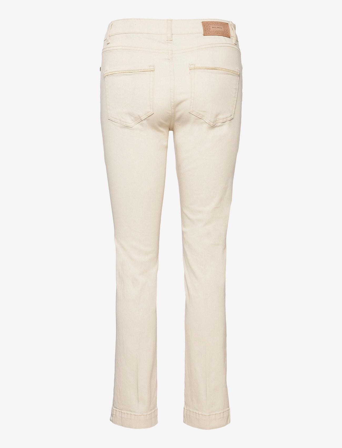 MOS MOSH - Ashley Cream Jeans - slim jeans - ecru - 1