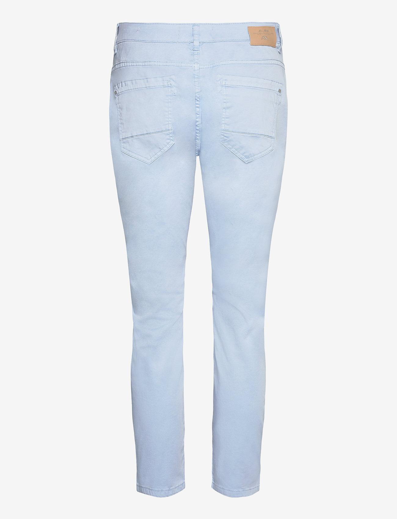 MOS MOSH - Etta Relic Pant - chinos - chambray blue - 1