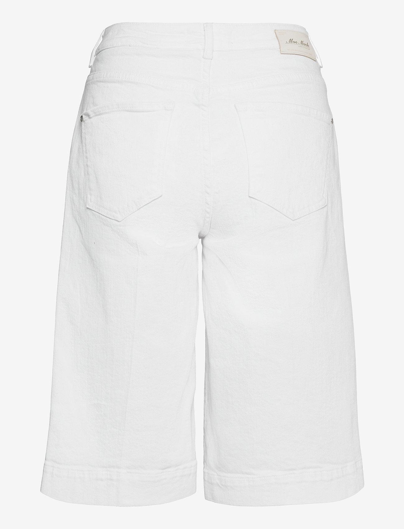 MOS MOSH - Zoe White Skirt Short - bermudas - white - 1