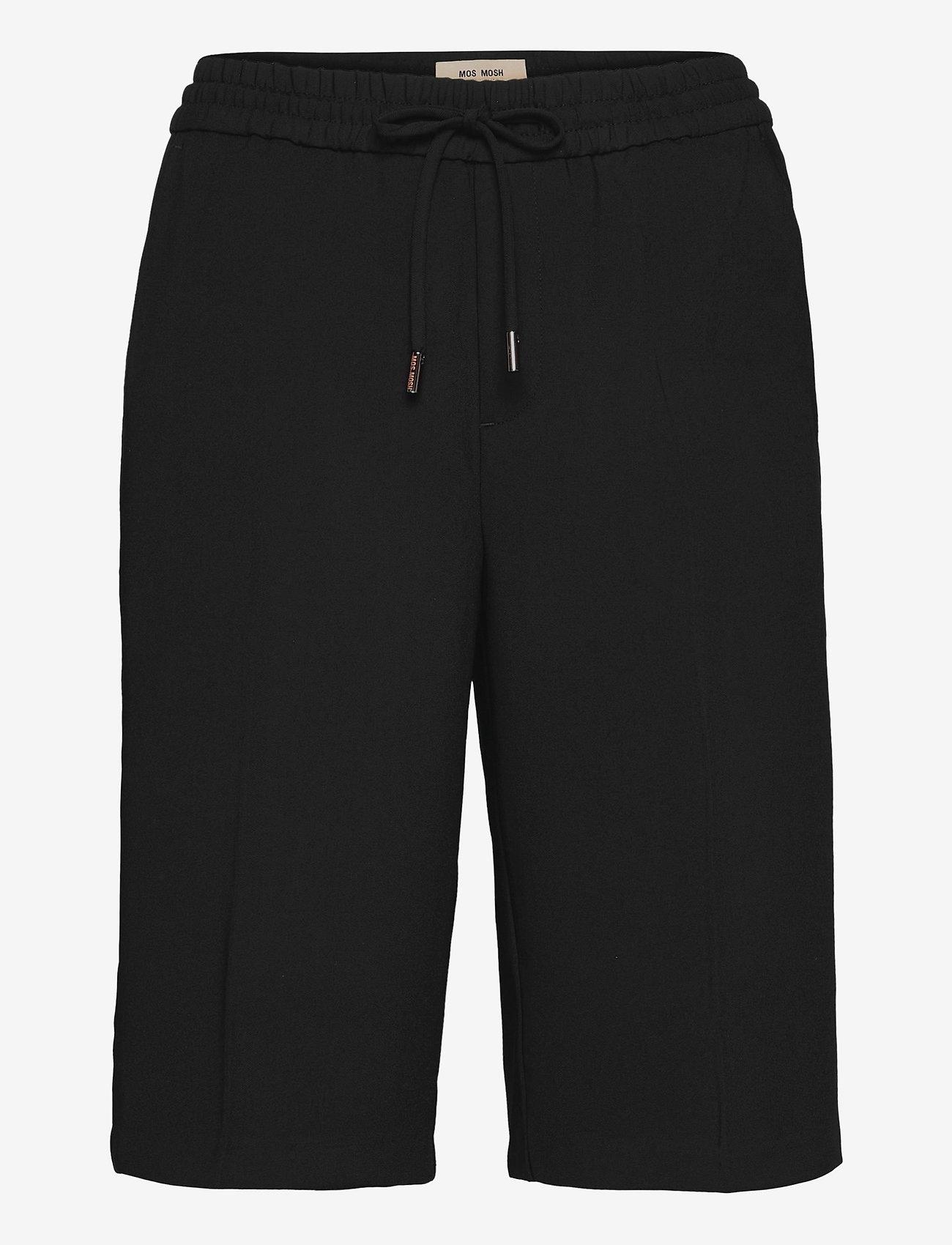 MOS MOSH - Bai Leia Shorts - shorts casual - black - 0