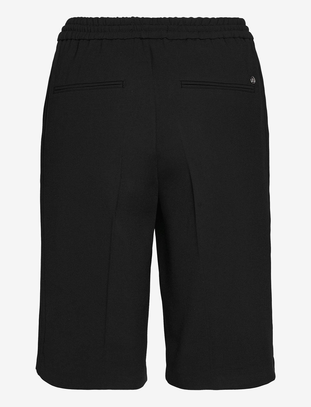MOS MOSH - Bai Leia Shorts - shorts casual - black - 1