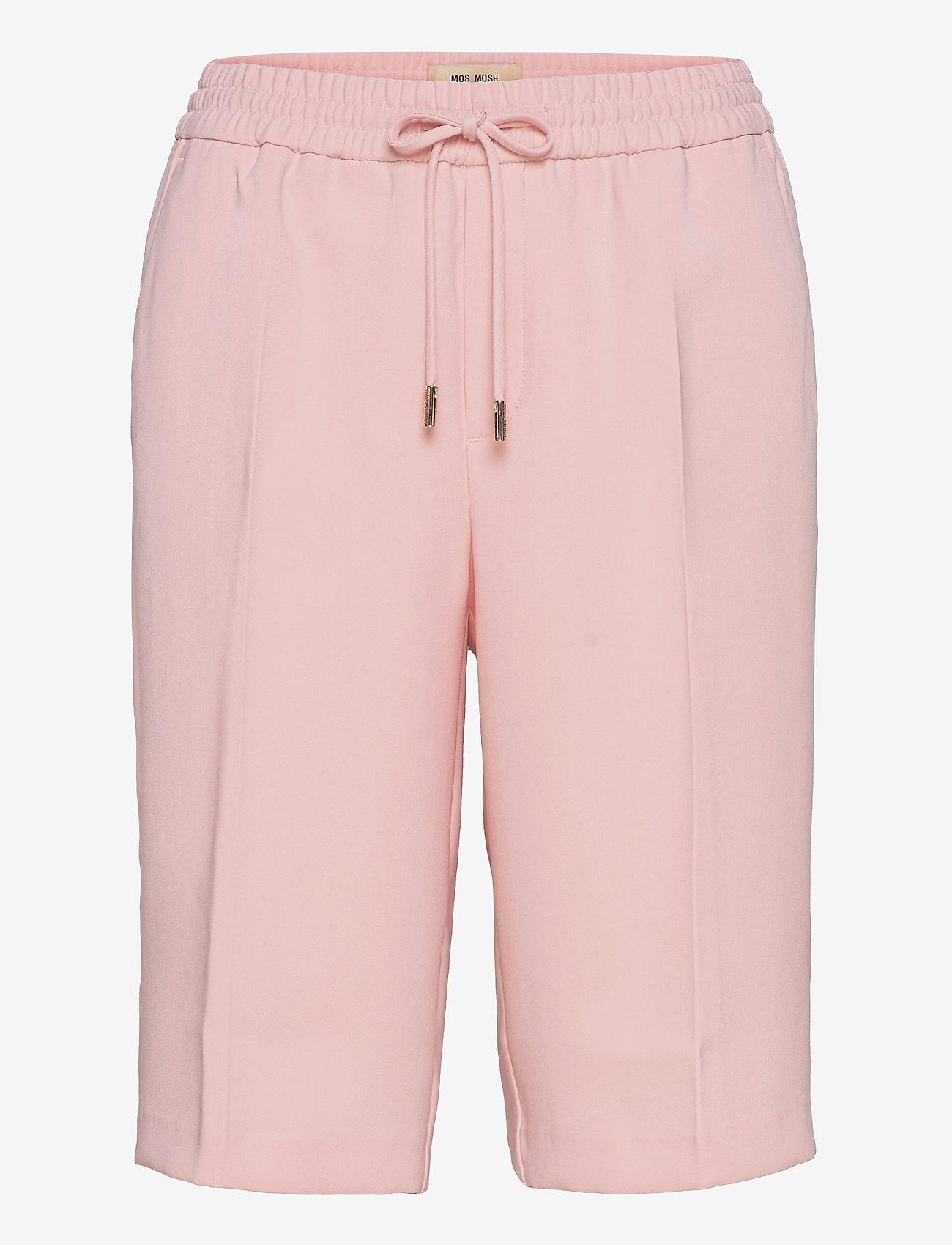 MOS MOSH - Bai Leia Shorts - shorts casual - peachskin - 0