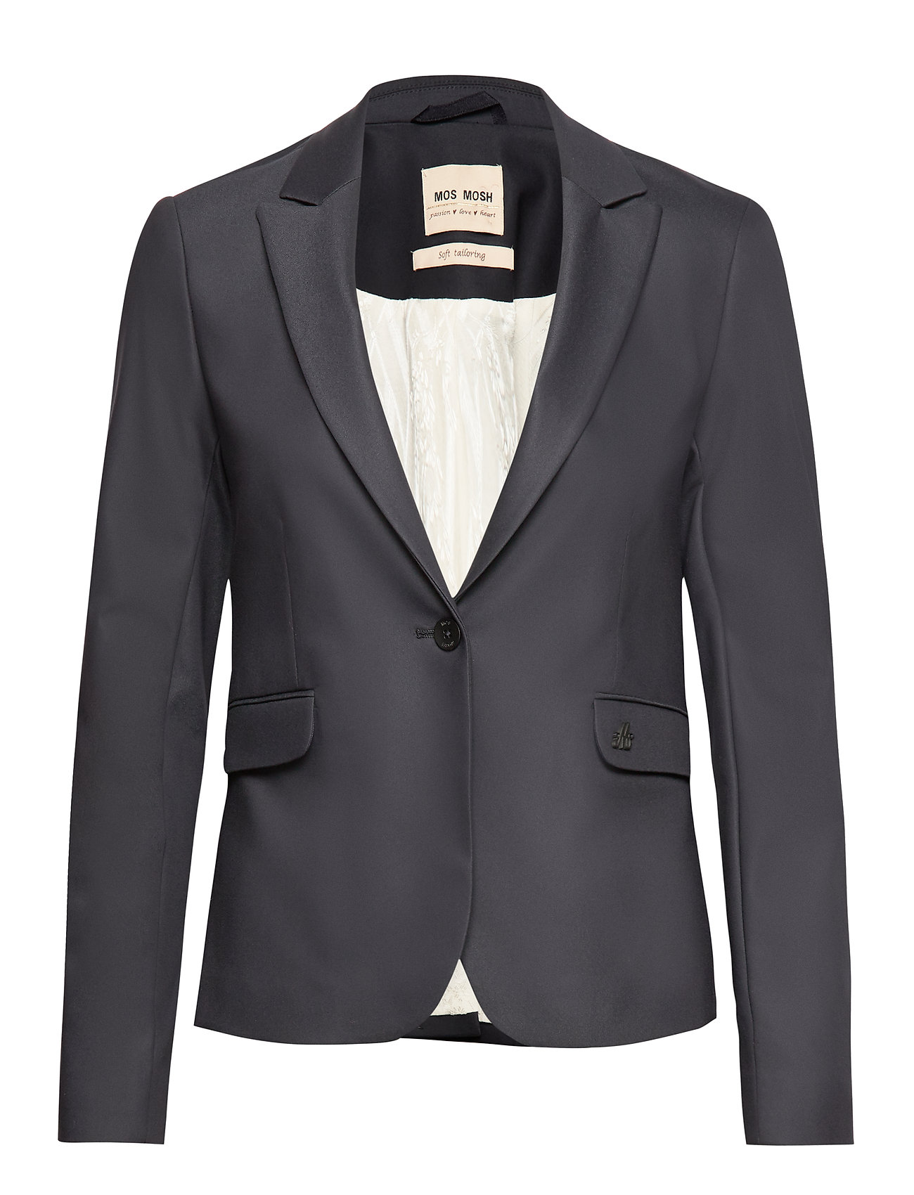 MOS MOSH Blake Night Blazer Sustainable - NAVY