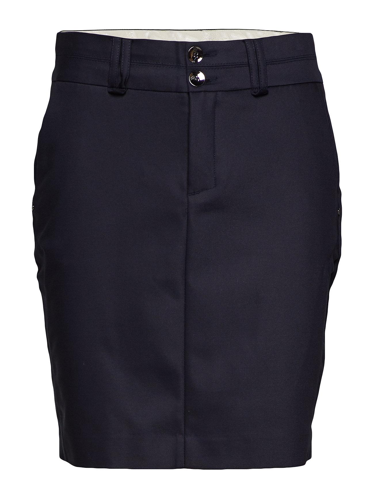 MOS MOSH Blake Night Skirt - NAVY
