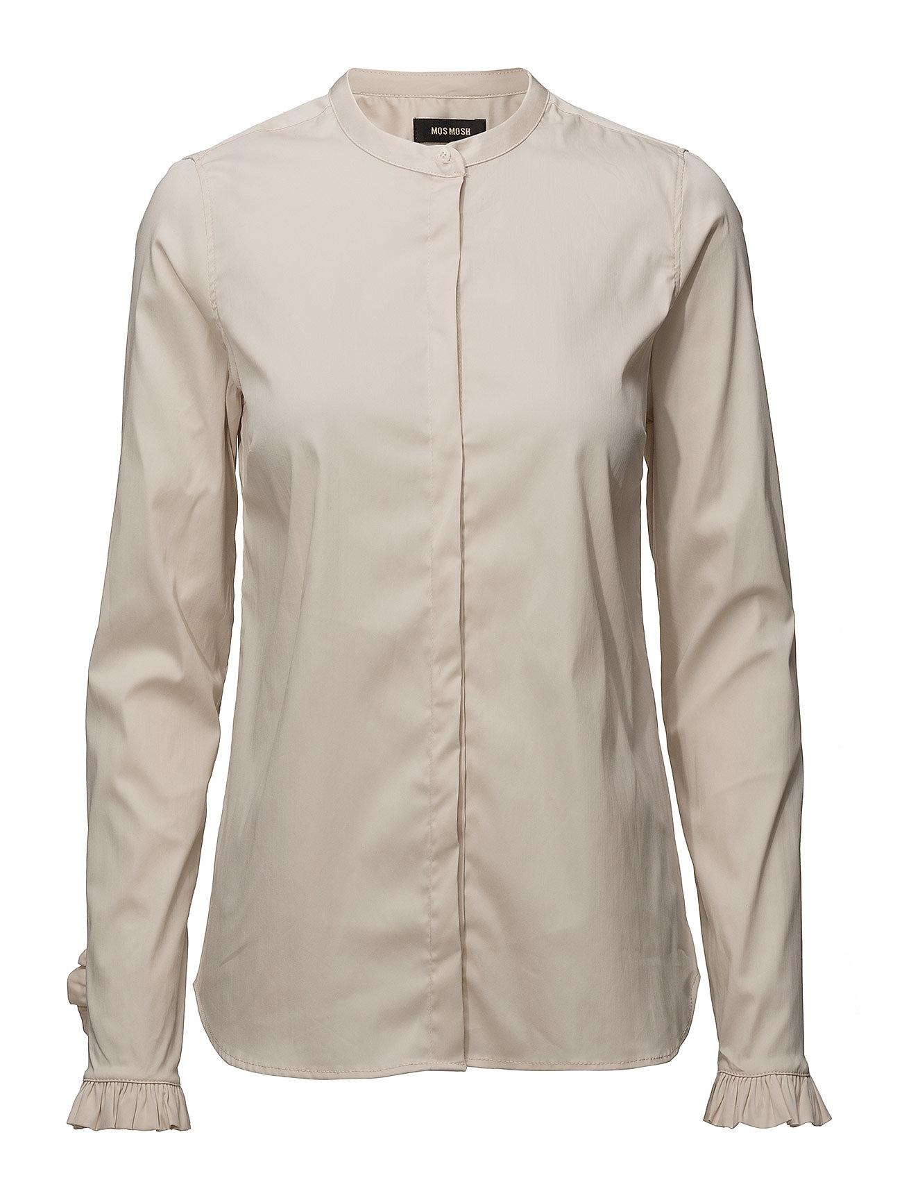 MOS MOSH Mattie Shirt - ECRU
