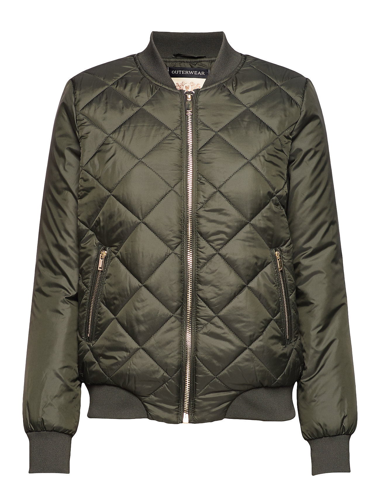 MOS MOSH Amber Bomber - FOREST NIGHT