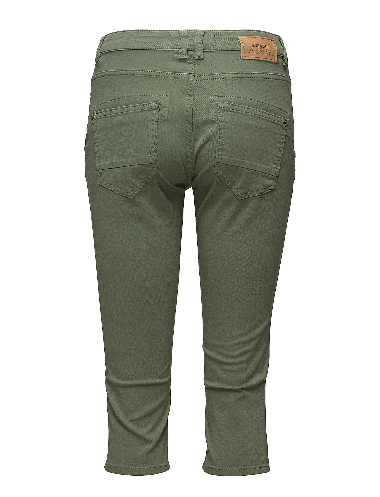 e0bbe5da MOS MOSH slim fit bukser – Etta Colour 3/4 til dame i Camouflage ...