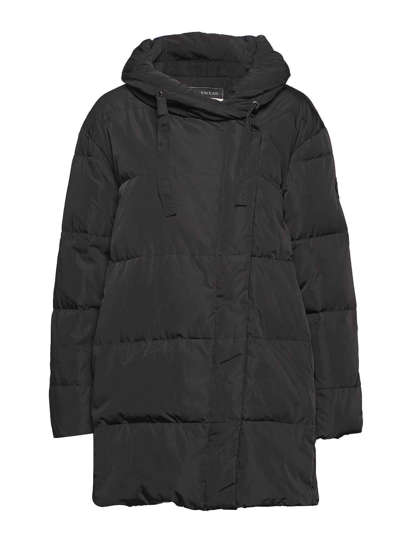 MOS MOSH Leona Down Jacket - BLACK
