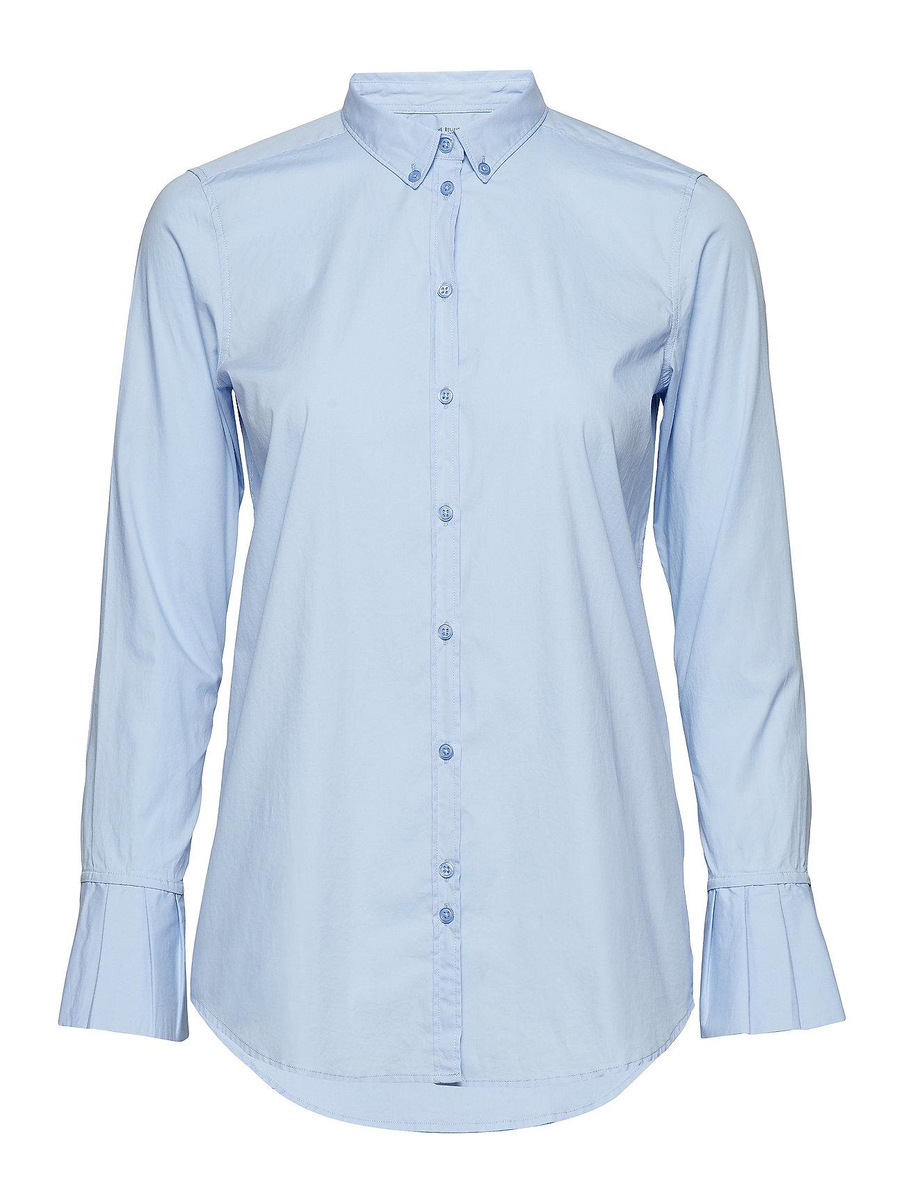 MOS MOSH Nela Shirt - LIGHT BLUE