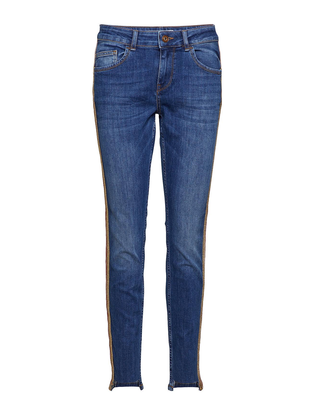MOS MOSH Bradford Blue Carell Jeans - BLUE DENIM