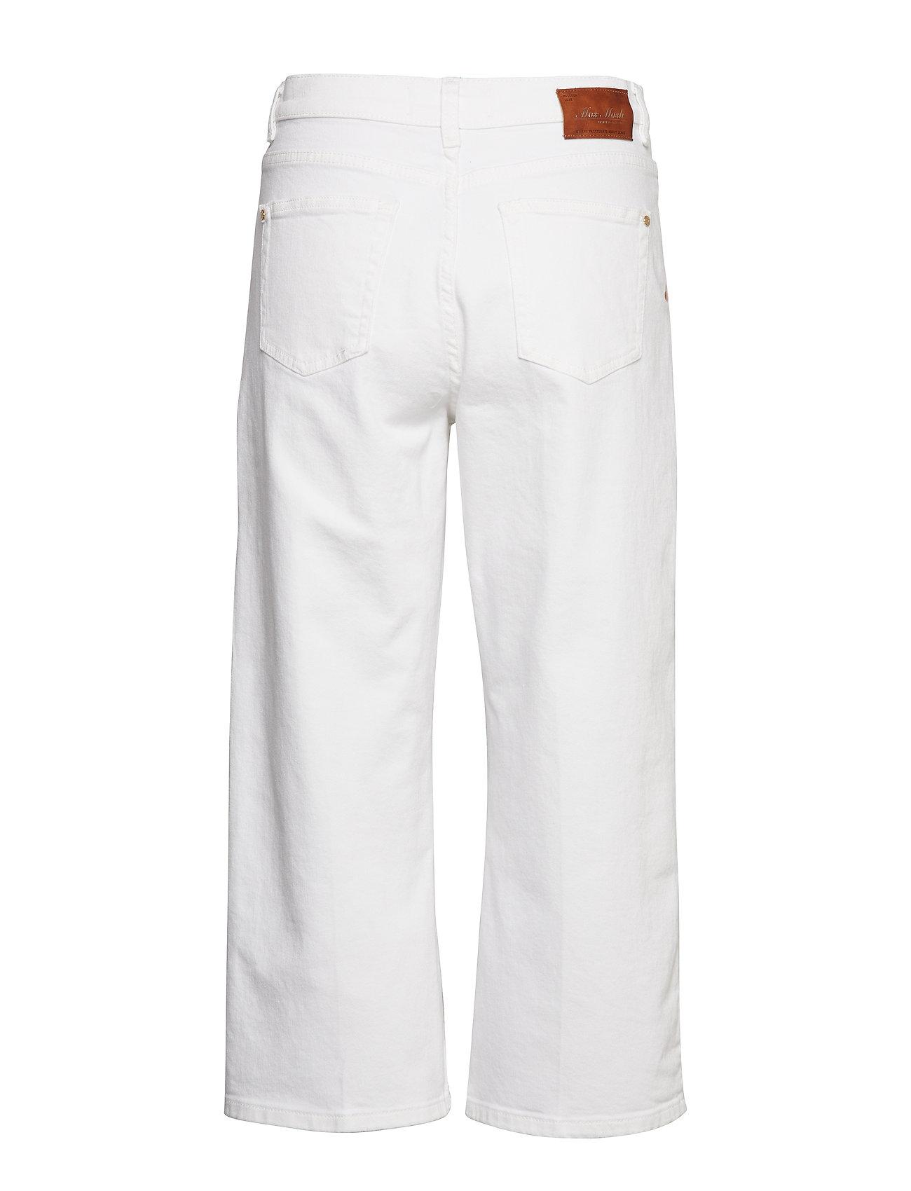 MOS MOSH    Cora Culotte Jeans  - Jeans    WHITE DENIM