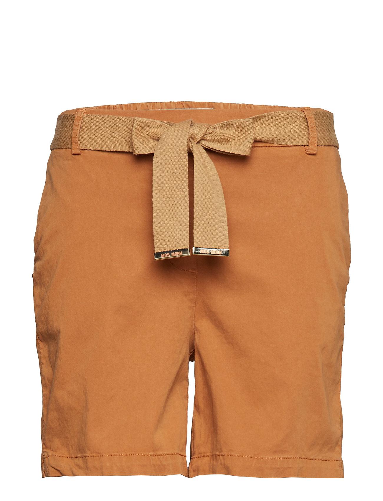 MOS MOSH Penton Shorts - CASHEW