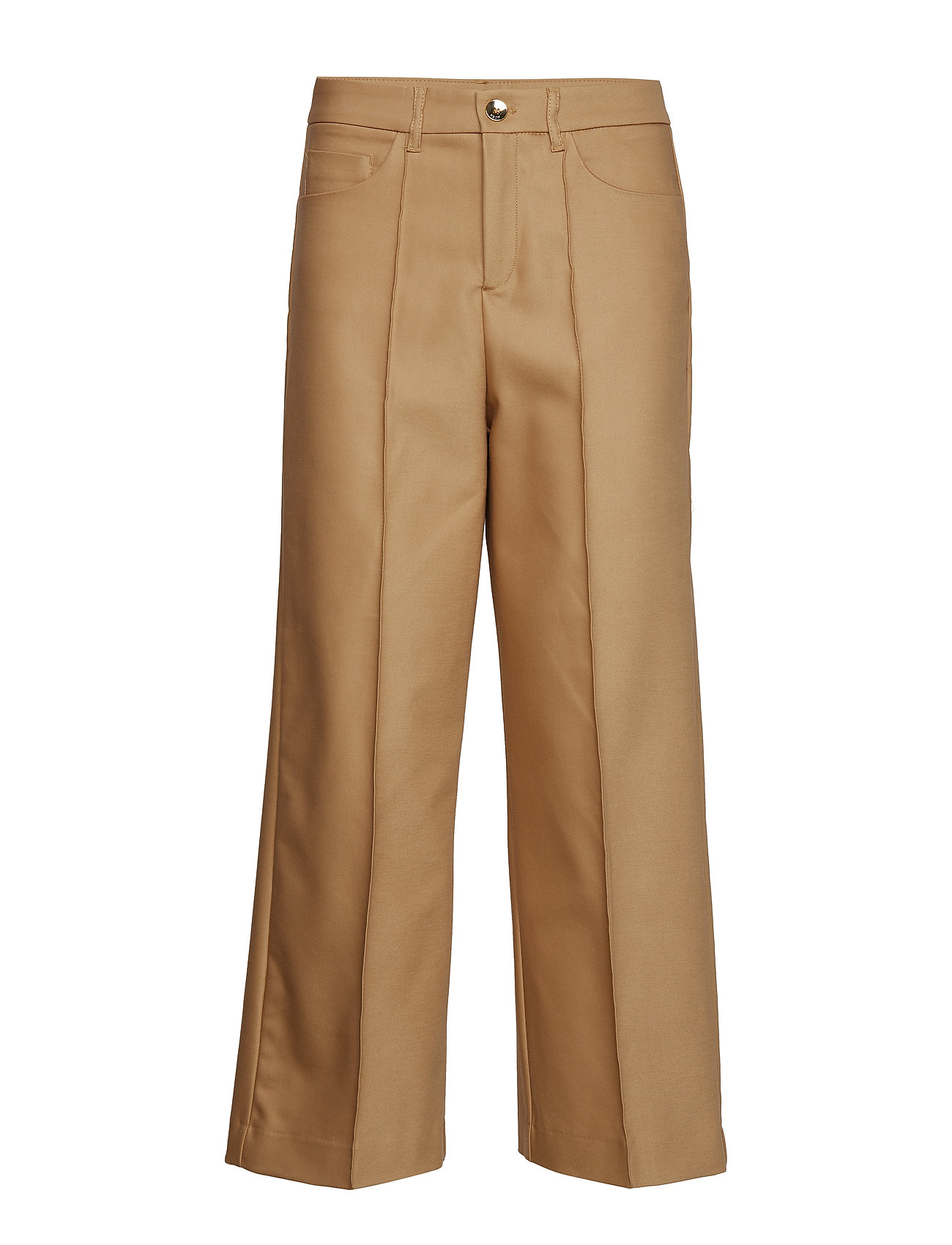 MOS MOSH Como Night Pant Sustainable - BURRO CAMEL