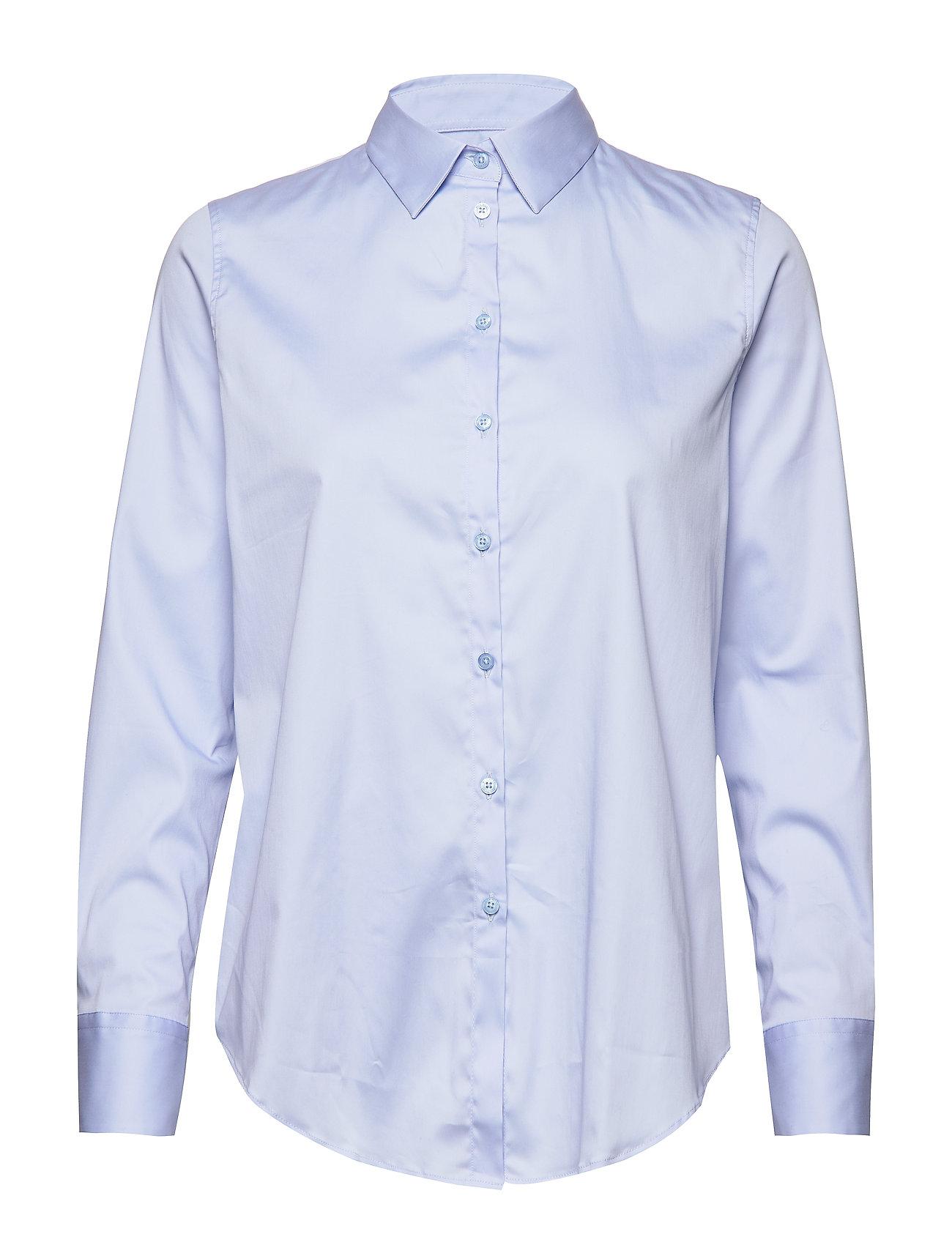 MOS MOSH Martina Shirt - LIGHT BLUE