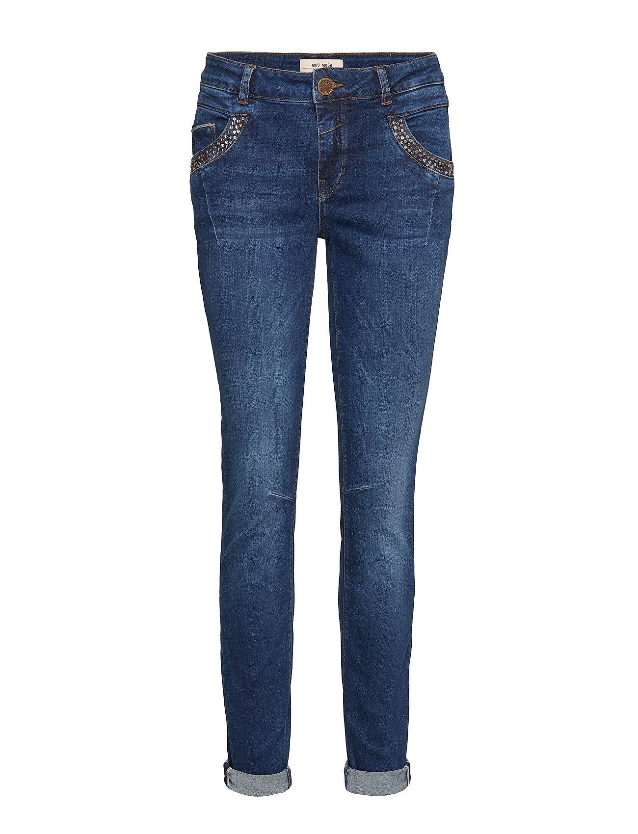 MOS MOSH Naomi Trok Jeans - BLUE DENIM