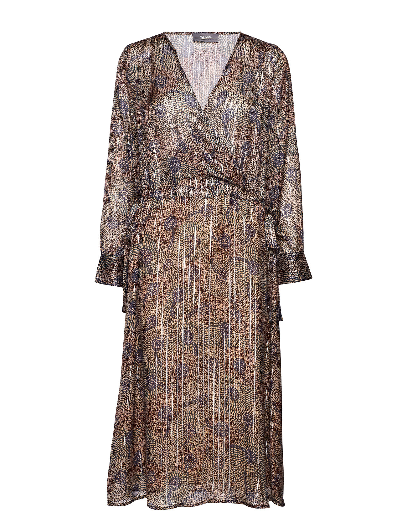 MOS MOSH Chita Peacock Dress - PEACOCK PRINT