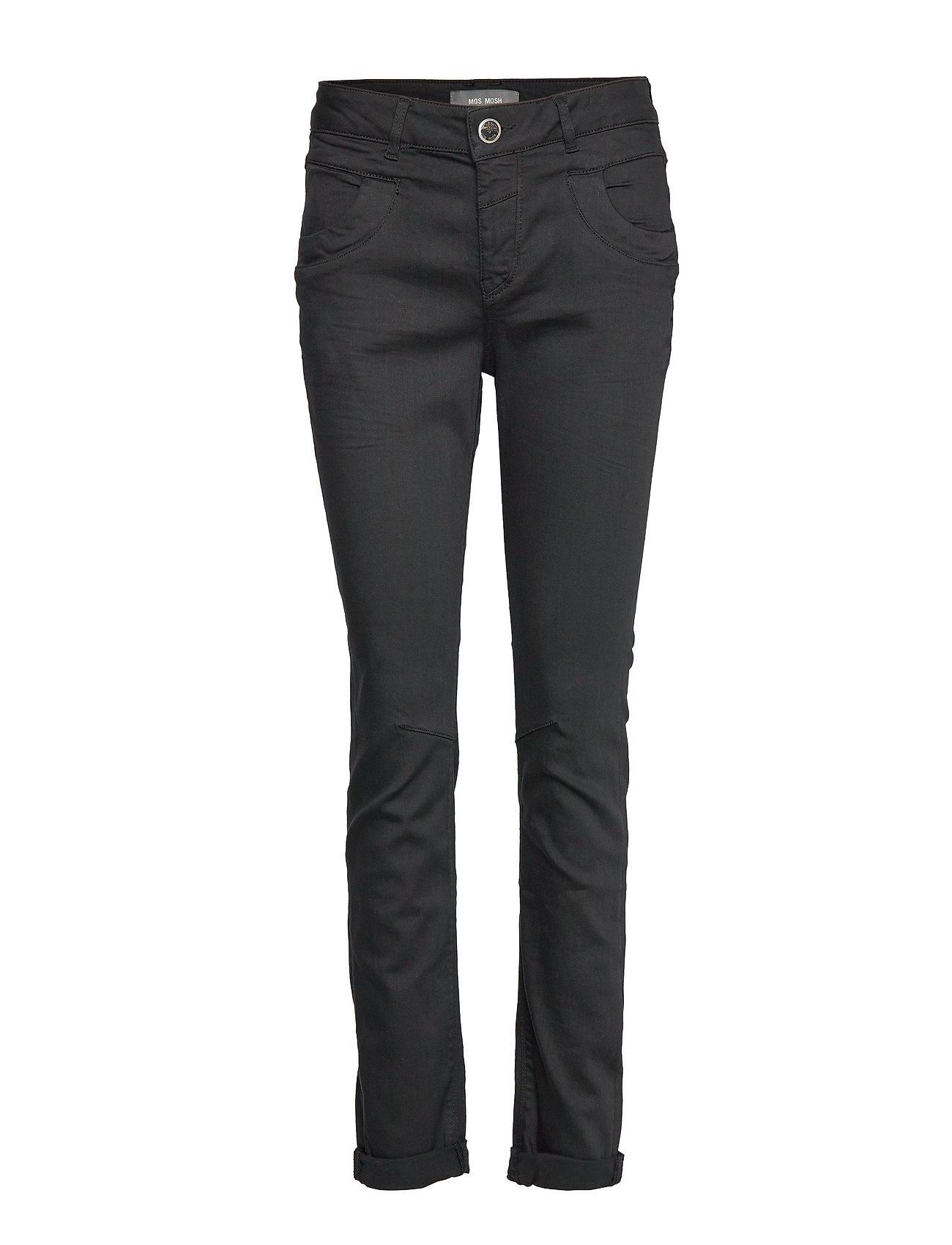 MOS MOSH Naomi Hybrid Jeans - BLACK DENIM