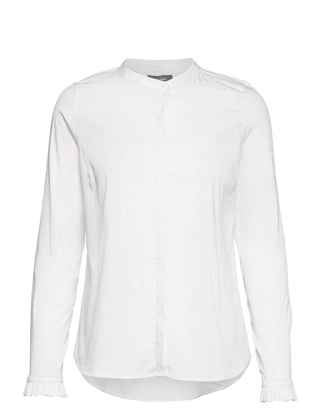 Image of Mattie Sustainable Shirt Langærmet Skjorte Hvid MOS MOSH (3435437031)
