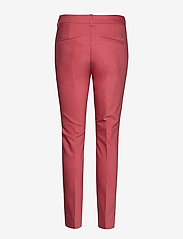 MOS MOSH - Abbey Night Pant Sustainable - broeken med skinny fit - holly berry - 1