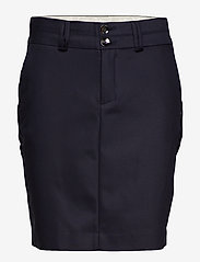 MOS MOSH - Blake Night Skirt - midi kjolar - navy - 0