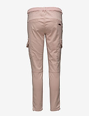 MOS MOSH - Gilles Cargo - broeken med skinny fit - rose - 1