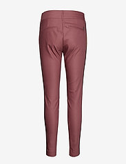 MOS MOSH - Blake Club Pant Sustainable - spodnie rurki - wild plum - 1
