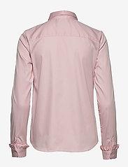 MOS MOSH - Tilda Flounce Shirt - langermede skjorter - soft rose - 1