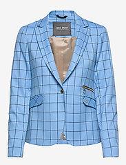 MOS MOSH - Blake Ocean Blazer - getailleerde blazers - silver lake blue - 0