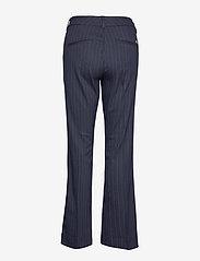 MOS MOSH - Farrah Pin Pant - pantalons droits - salute navy - 1