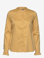 MOS MOSH - Mattie Sustainable Shirt - chemises à manches longues - jojoba - 0