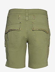 MOS MOSH - Cheryl Cargo Shorts - casual shorts - oil green - 1
