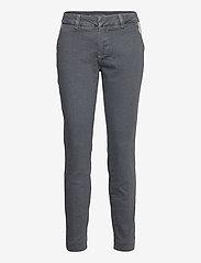 MOS MOSH - Blake Gallery Pant - slim jeans - grey - 0