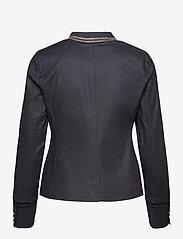 MOS MOSH - Selby Gallery Jacket - getailleerde blazers - blue - 2