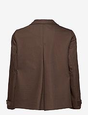 MOS MOSH - Amber Night Jacket - casual blazers - chocolate chip - 1