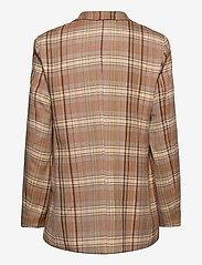 MOS MOSH - Mary Janelle Blazer - oversized blazers - peach beige - 1