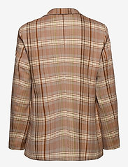 MOS MOSH - Mary Janelle Blazer - oversized blazers - peach beige - 2