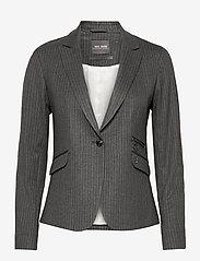 MOS MOSH - Blake Pin Blazer - getailleerde blazers - magnet - 0