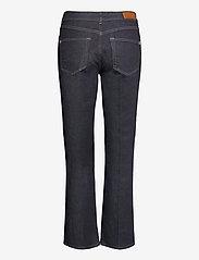 MOS MOSH - Cecilia Cover Jeans - schlaghosen - dark blue - 1