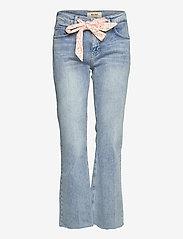 MOS MOSH - Simone Swift Jeans - schlaghosen - light blue - 0